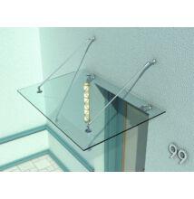 Előtető, üveg, TY97A01 - Bútorok Webshop