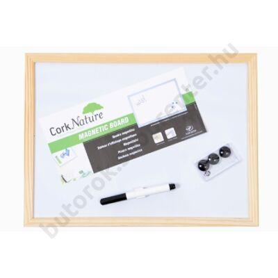 Fehér mágneses tábla, 12 MBW 00 M - Bútorok Webshop