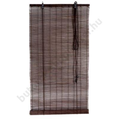 Bambusz árnyékoló, színes, 100x160 cm - Bútorok Webshop