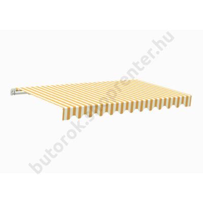 Napellenző, 295x200 cm, sárga - Bútorok Webshop