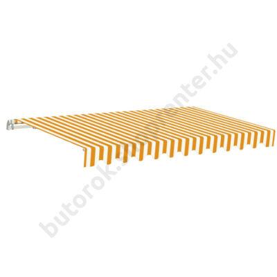 Napellenző, 295x200 cm, narancs - Bútorok Webshop