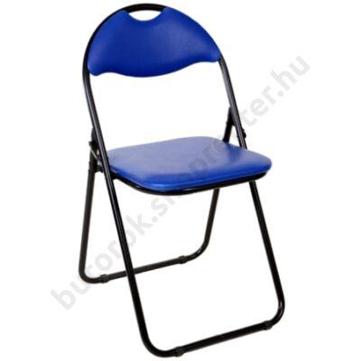 Cordoba összecsukható szék, kék - Bútorok Webshop