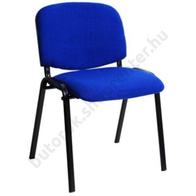 Tárgyalószék, kék - Bútorok Webshop