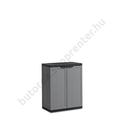 Jolly alacsony műanyag szekrény - Bútorok Webshop
