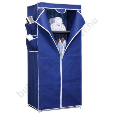 Vászon tároló szekrény, 1 cipzáras - Bútorok Webshop