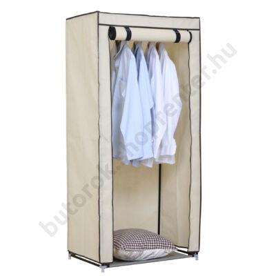 Vászon tároló szekrény, akasztós - Bútorok Webshop