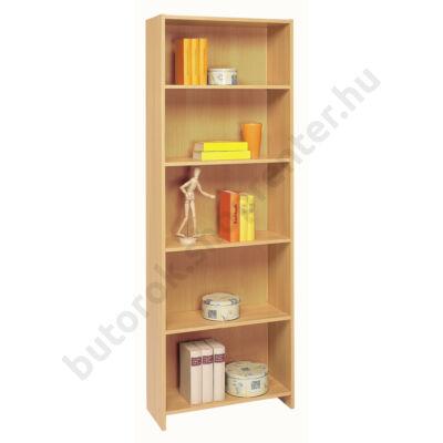 Biblio könyvespolc, bükk - Bútorok Webshop