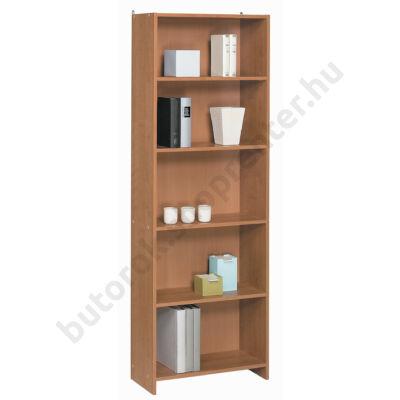 Biblio könyvespolc, cseresznye - Bútorok Webshop