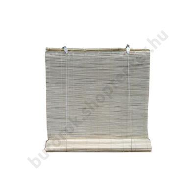 Bambusz árnyékoló, natúr, 80x160 cm - Bútorok Webshop