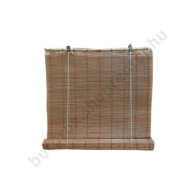 Bambusz árnyékoló, színes, 80x160 cm - Bútorok Webshop