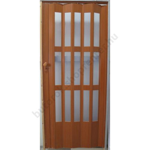 Kazettás harmonika ajtó, cseresznye - Bútorok Webshop
