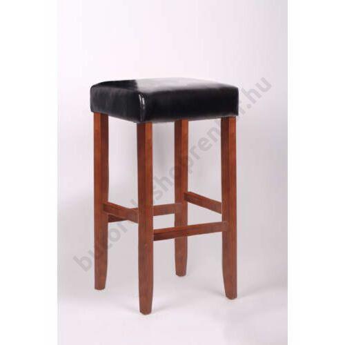 Flóra fa bárszék, barna - Bútorok Webshop