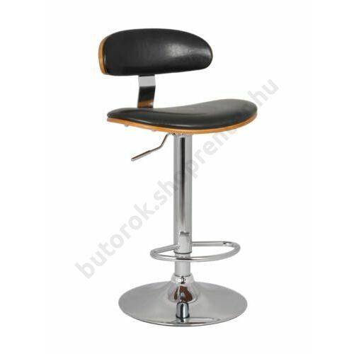 GT6927 bárszék, fekete - Bútorok Webshop